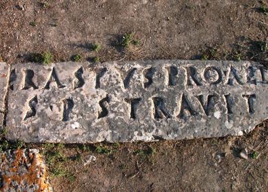 Erastus Inscription at Corinth – Romans 16:23
