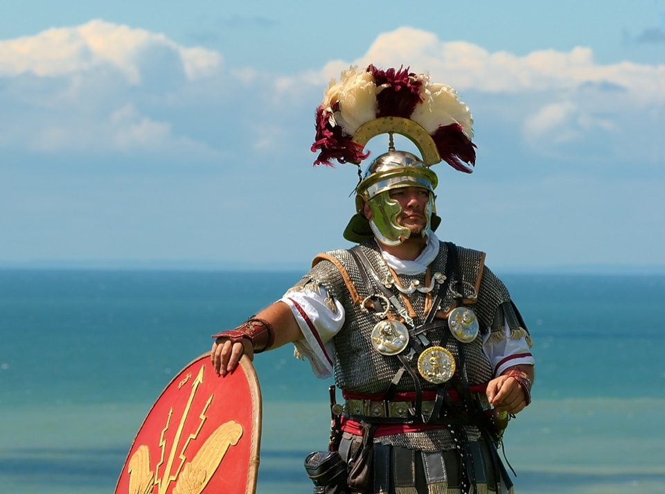 Julius the Centurion?