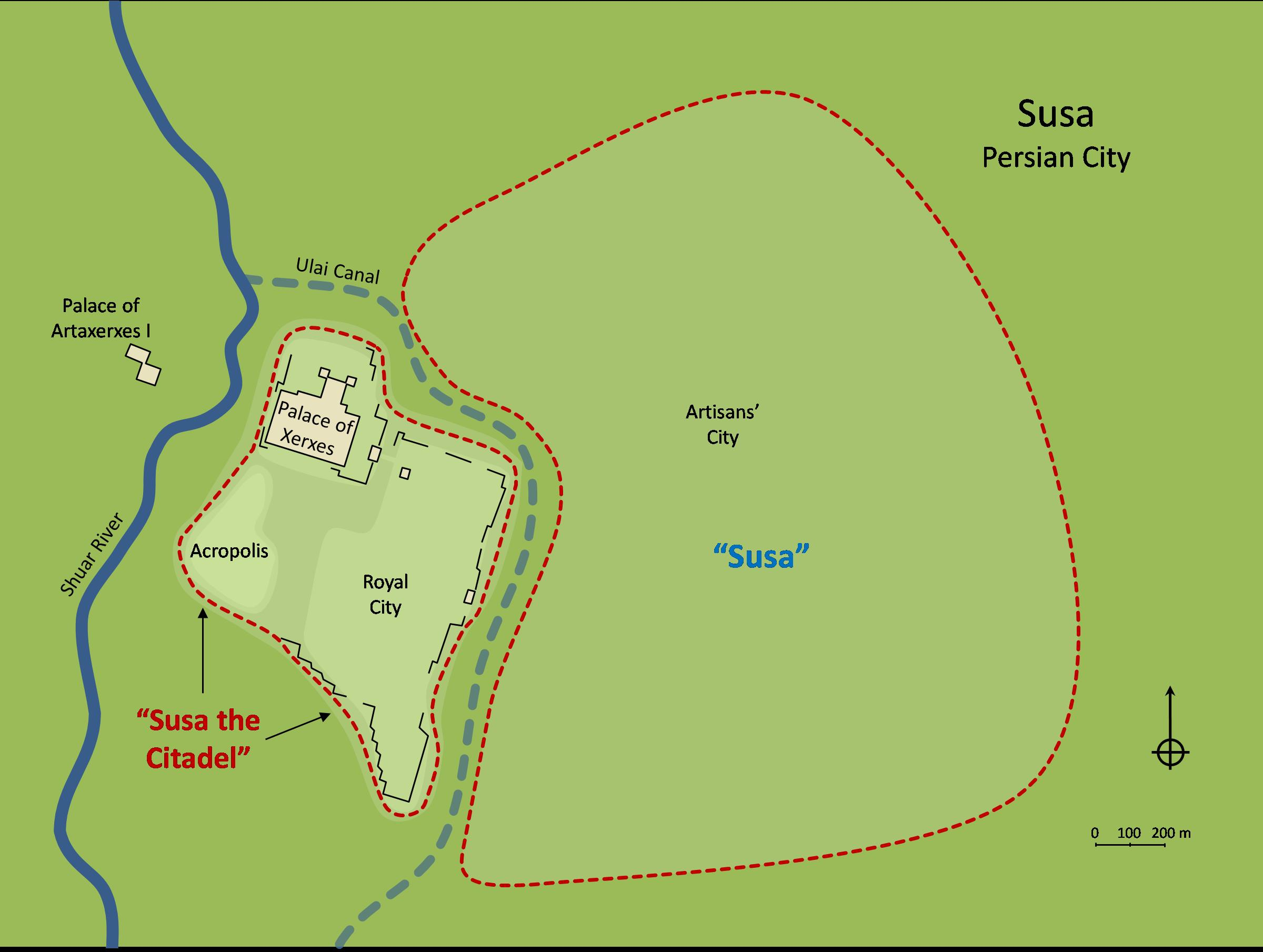 Two Days Fighting in Susa – Crossroads Bible Church