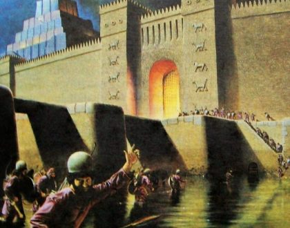 Babylon – How to Take a Strong City