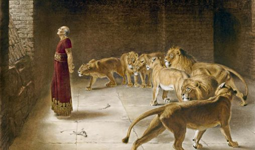 A Den of Lions in Babylon?