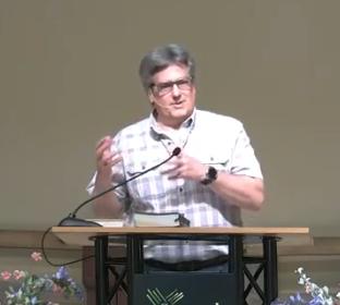 """""""The Mystery Revealed,"""" Rev 10:1-7, June 21, 2020"""