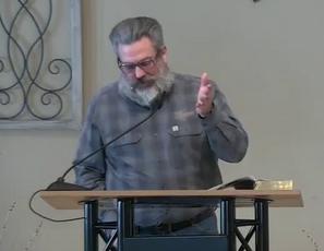 """""""Final Bowls of God's Wrath,"""" Rev 6:12-21, Jan 24, 2021"""