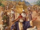 Joshua's Covenant Renewal at Shechem